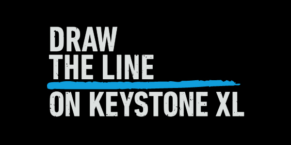 350.org / Draw the Line